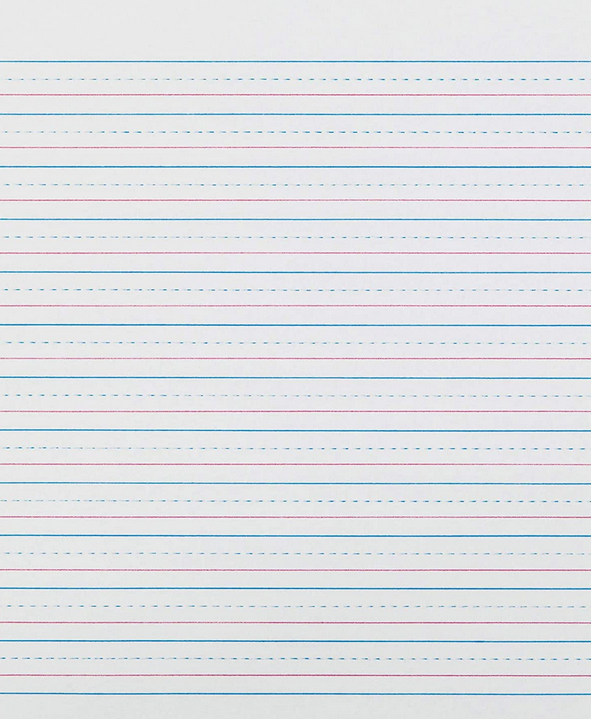 Dotted Midline Name Tracing Worksheets
