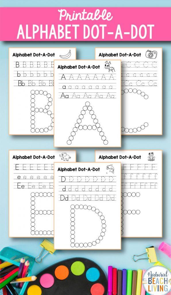 Alphabet Worksheets A
