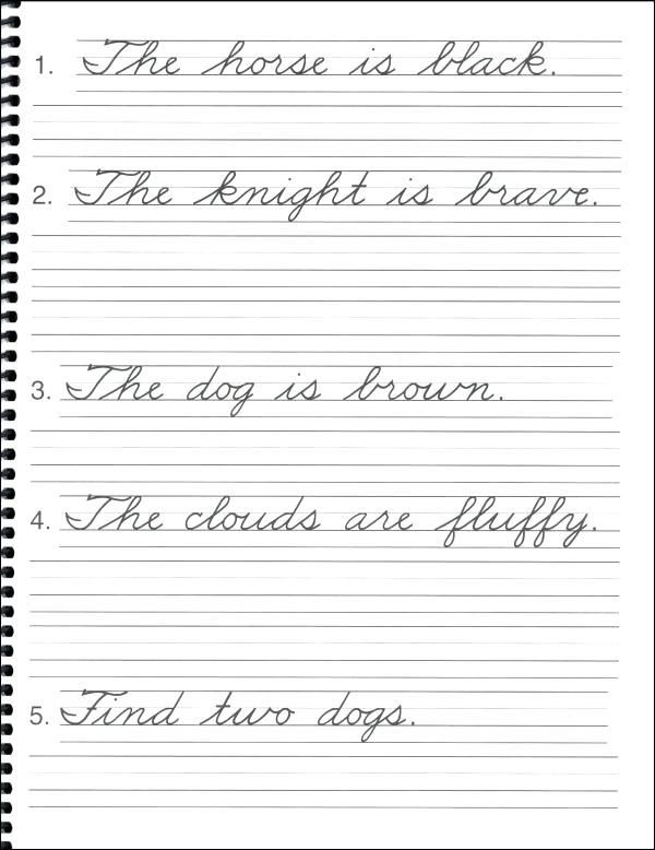 Cursive Writing Paragraphs To Copy Worksheets For All Download And