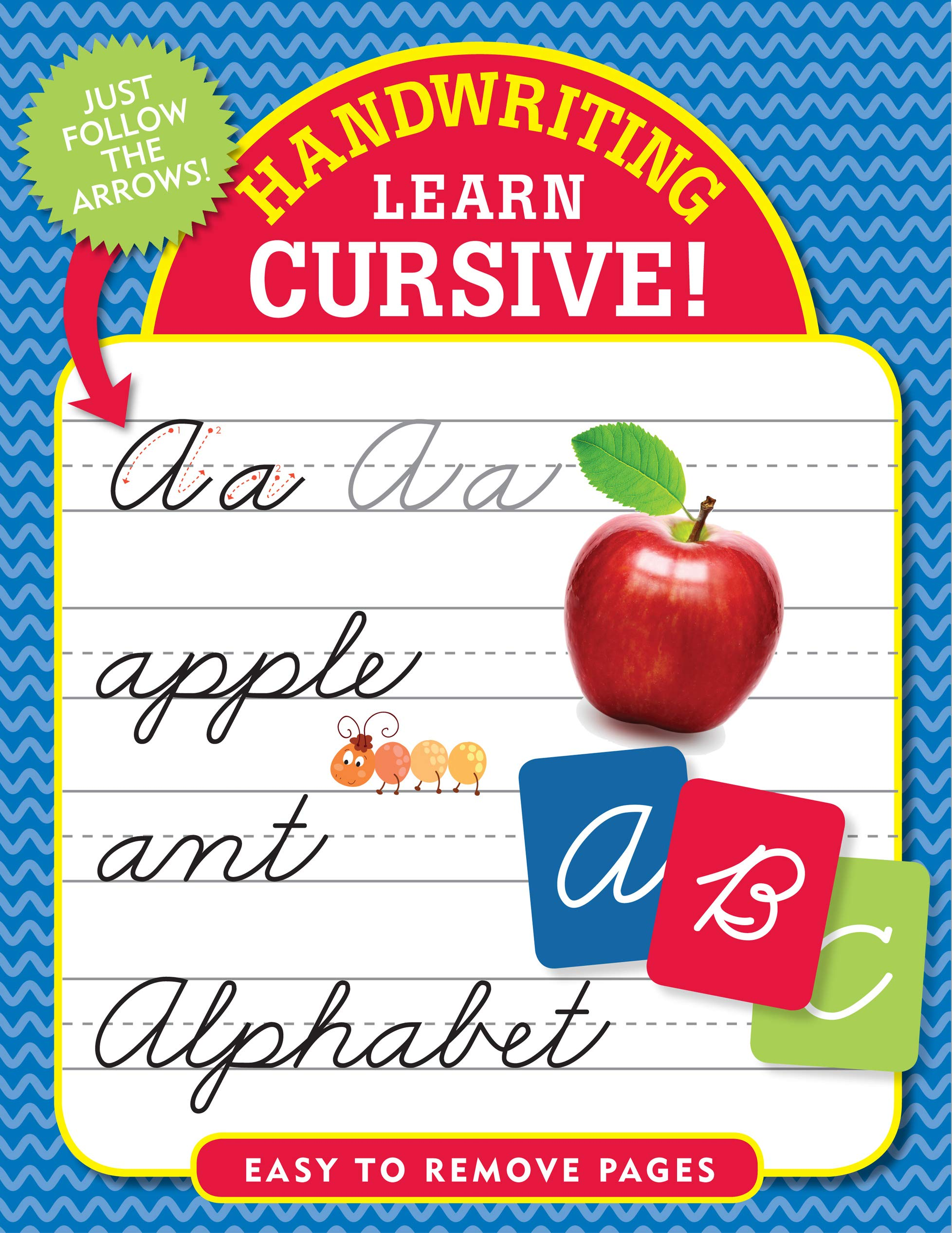 Handwriting Learn Cursive Letter Tracing Practice Peter