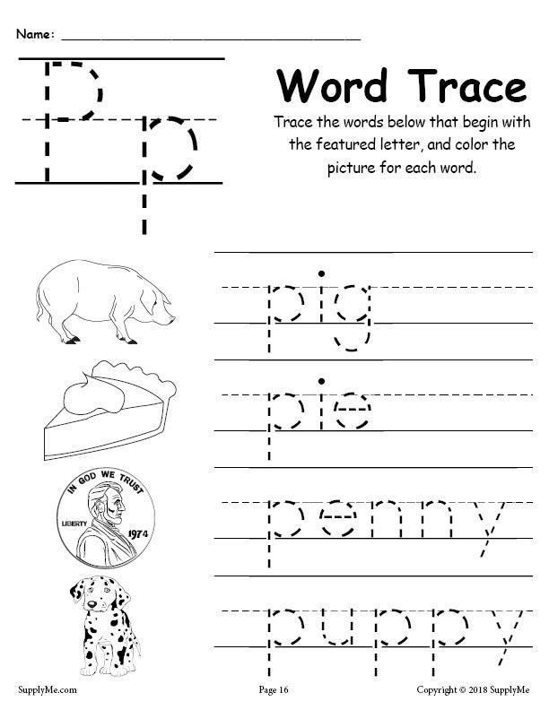 Letter P Words